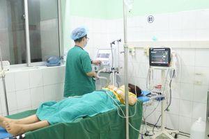 Đi thăm người ốm, bất ngờ bị vỡ thai ngoài tử cung nguy kịch