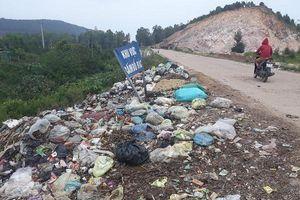 Nghệ An: Rác thải 'bủa vây' gây ô nhiễm ở nhiều xã