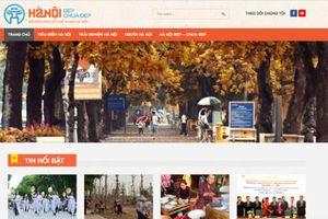 Khai trương website 'Hanoidep.vn' – Đa dạng góc nhìn văn hóa Thủ đô