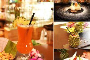 Tuần lễ 'Dứa quốc tế' với nhiều món ngon tại khách sạn Windsor Plaza và Sherwood Suites