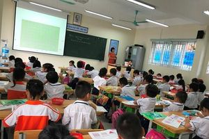 Trường Tiểu học Gia Thượng- Long Biên - Hà Nội: Nơi chắp cánh cho những ước mơ bay xa
