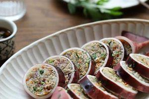 Công thức mực ống nhồi thịt ngon tuyệt đến nhà hàng cũng phải chào thua