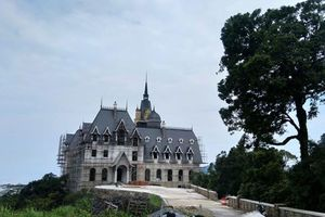 Khách sạn Lâu đài Tam Đảo 400 tỷ đồng của đại gia Lê Xuân Trường giờ ra sao?