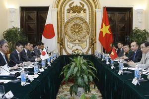Nhật Bản tiếp tục là đối tác thương mại hàng đầu của ASEAN