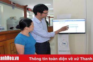 Đẩy mạnh sử dụng dịch vụ công trực tuyến