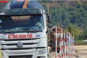 Chủ tịch tỉnh Khánh Hòa chỉ đạo 'nóng' vụ trạm trộn bê tông Khánh Vĩnh hoạt động không phép