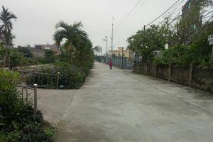 Kinh nghiệm xây dựng nông thôn mới ở một xã nghèo