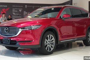 Mazda CX-8 mẫu SUV mới đáng chờ đợi trong nửa cuối năm 2019