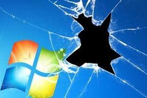 Vẫn còn 1 triệu máy tính chạy Windows chưa 'bít' lỗ hổng bảo mật