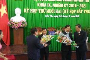 Ông Lê Quang Mạnh được bầu làm Chủ tịch UBND TP. Cần Thơ