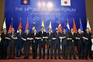 Nâng tầm quan hệ đối tác chiến lược ASEAN-Nhật Bản