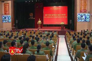CATP Hà Nội tập huấn Luật An ninh mạng và Luật Bảo vệ bí mật Nhà nước