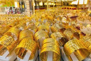 Giá vàng thế giới và trong nước đều tăng vọt, chạm đỉnh trong 3 tháng gần đây