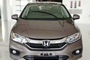 Bảng giá Honda ô tô tháng 6: Honda City Top giá 599 triệu đồng