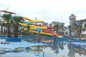 Công viên nước hiện đại tại Hà Nội đi vào hoạt động