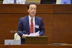 'Xử lý 8B Lê Trực, HH Linh Đàm thuộc trách nhiệm của Hà Nội'