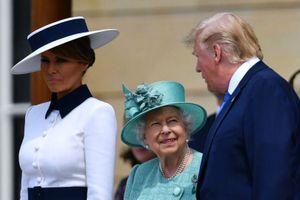 Gặp Nữ hoàng Anh, 'đệ nhất phu nhân sắc sảo nhất cũng lo lắng'