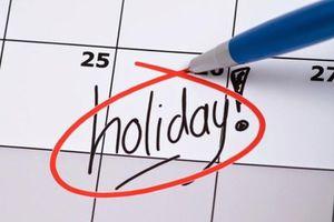 Có phải nghỉ hết phép năm trong năm hay không?