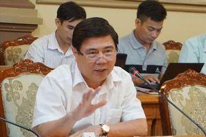 Chủ tịch UBND TPHCM: Bổ nhiệm ông Đoàn Ngọc Hải không tùy tiện