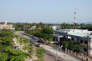 Lập Quy hoạch chung đô thị Núi Thành, Quảng Nam