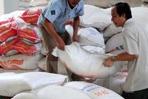 Gạo Việt 'kẹt đường' vào Trung Quốc