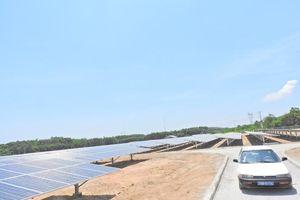 Quảng Ngãi thêm nguồn điện mặt trời hòa lưới quốc gia