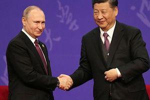 Nga - Trung tăng cường hợp tác