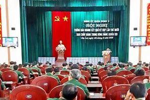 Đảng ủy Quân đoàn 3 thông báo nhanh kết quả Hội nghị lần thứ mười, Ban Chấp hành Trung ương Đảng khóa XII