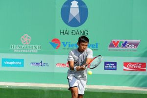 Lý Hoàng Nam vắng mặt ở giải quần vợt 'tiền thưởng khủng' quốc gia VTF Masters 500
