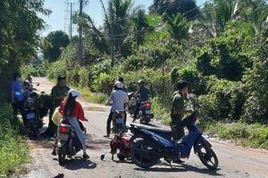Kiên Giang: Chồng chặn đường đâm chết vợ trước mặt con nhỏ