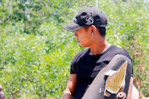 Quảng Nam: Bắt nam thanh niên trộm xe, cướp tiền của bà cụ mua ve chai