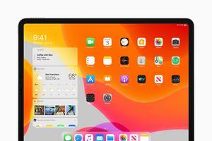 iPad chính thức có hệ điều hành riêng iPadOS