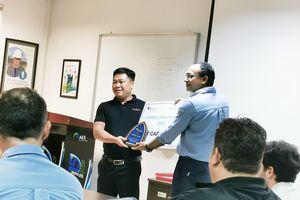 ADEN Việt Nam được vinh danh giải thưởng 'Nhà thầu an toàn của năm'