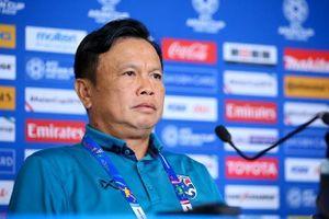 Thái Lan nhận tin sét đánh trước trận đấu với tuyển Việt Nam