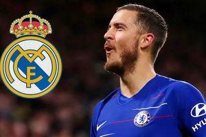 Đại diện Real Madrid tới Anh chốt giá mua Hazard!