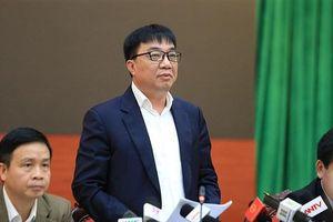 Ông Vũ Văn Viện được bổ nhiệm lại làm Giám đốc Sở GTVT Hà Nội