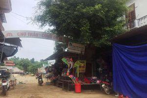 Bảo vệ chợ ở Thanh Hóa bị đâm chết vì nhắc nhở chỗ để xe