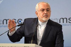 Iran: 'Chiến tranh và đàm phán' không thể song hành
