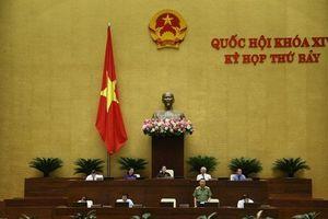 Bộ trưởng Tô Lâm: Việt Nam đang phải chịu áp lực ma túy từ nước ngoài vào rất lớn