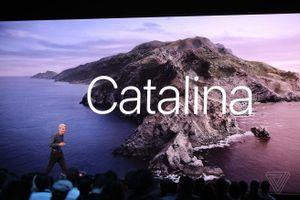 Apple ra mắt macOS Catalina: đưa ứng dụng từ iPad lên Mac