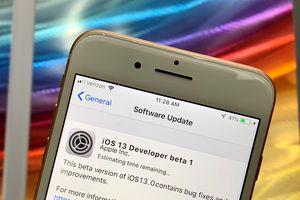 Làm sao để cài đặt sớm iOS 13.1 mà không cần tài khoản nhà phát triển