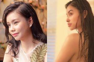 Khoe ảnh sexy, hoa hậu Phạm Hương bị nhận xét giống nữ diễn viên 13 tuổi gây sốt phim 'Vợ ba'