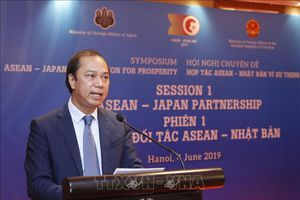 Nhật Bản và ASEAN là đối tác gần gũi, quan trọng