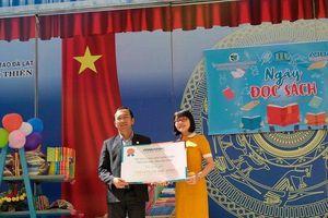 ABBANK dành tặng 51.000 cuốn sách cho 10.000 học sinh tiểu học tại 14 trường công lập Lâm Đồng