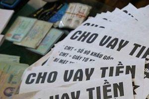Triệt xóa đường dây cho vay nặng lãi ở Nghệ An câu kết với giang hồ Hải Phòng