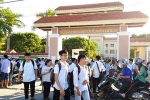 Công an vào cuộc điều tra vụ đề thi môn Ngữ văn bất thường tại Quảng Bình