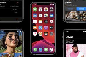 16 điều cần biết về iOS 13 và iPadOS 13 vừa được Apple giới thiệu