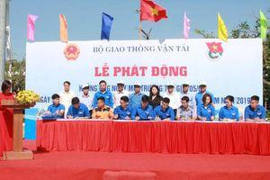 Đoàn thanh niên Bộ GTVT cam kết bảo vệ môi trường, biển và hải đảo tổ quốc