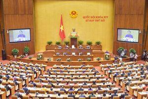 Quốc hội chất vấn 4 nhóm vấn đề lớn