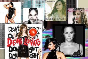 Những MV của Demi Lovato: Hiện thân cho nghị lực, quyền lực và nội lực